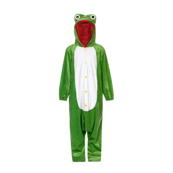 frosch kostüm kinder grün
