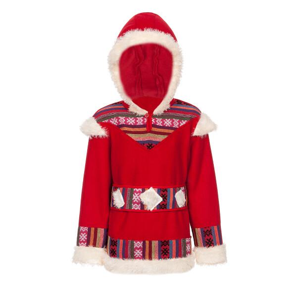 kostüm eskimo kinder rot