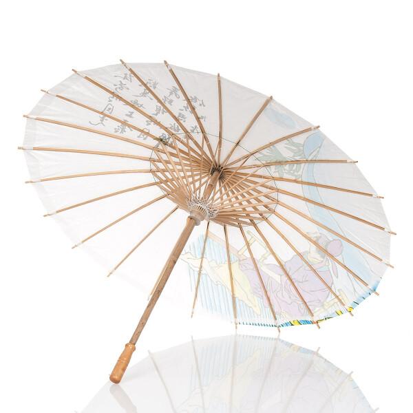chinesischer schirm 42 cm