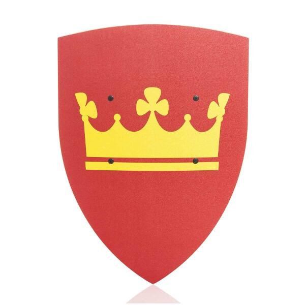 Ritterschild-Kinder-König