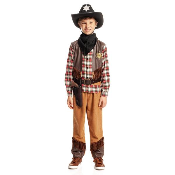 cowboy kostüm jungen