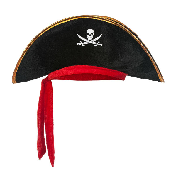 piratenhut deluxe für kinder