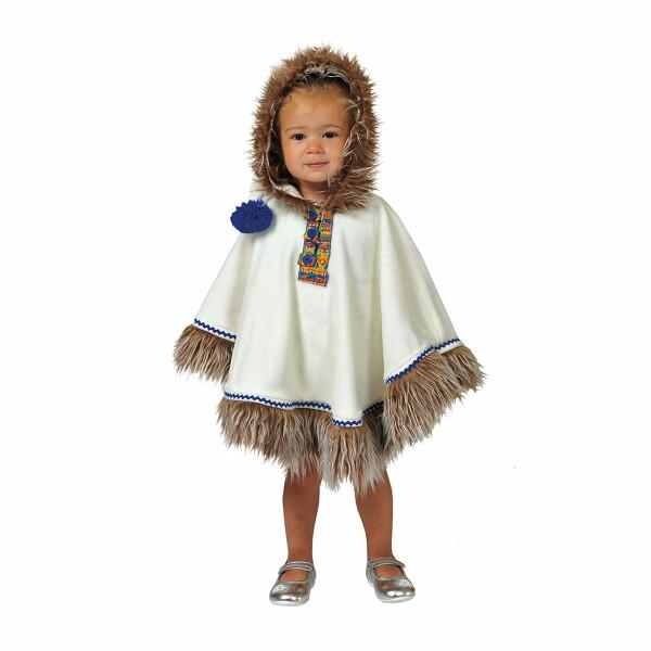 eskimo cape baby beige