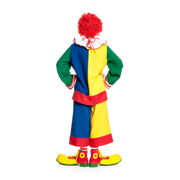 Clown Damen bunt 48