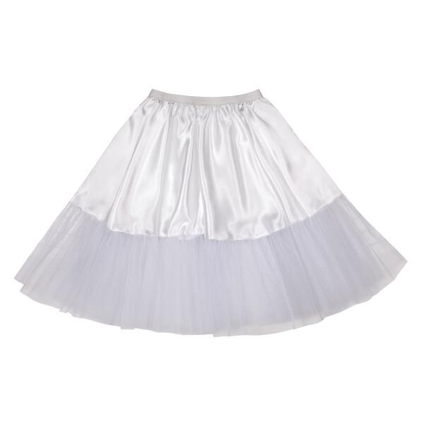 petticoat kinder weiß