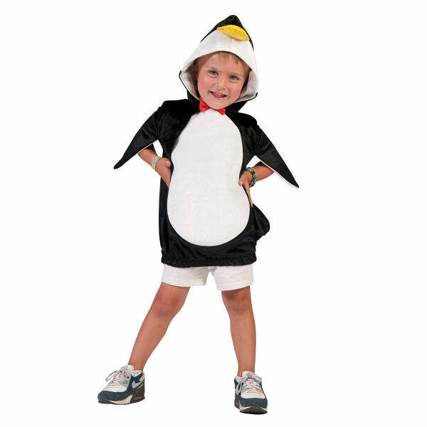Pinguin Kinder schwarz-weiß 5-8 Jahre