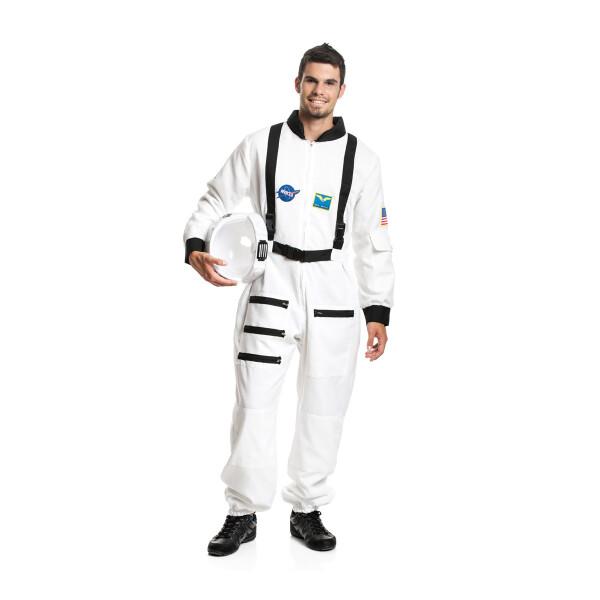 Astronaut Herren weiß L