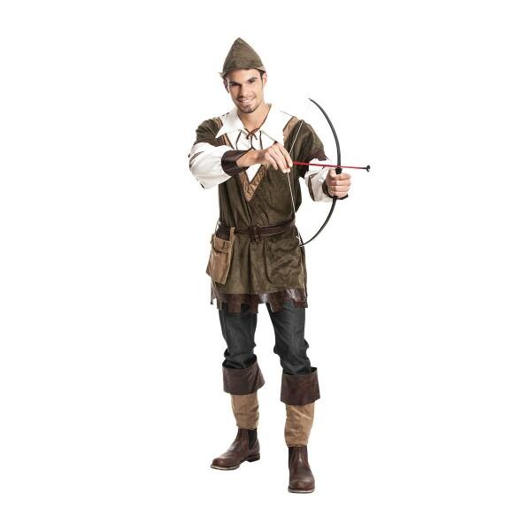 Robin Hood Herren grün 60-62