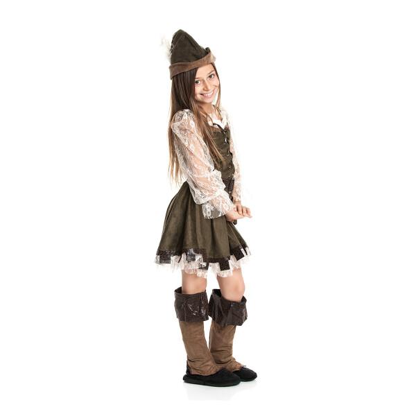 robin hood kostüm mädchen