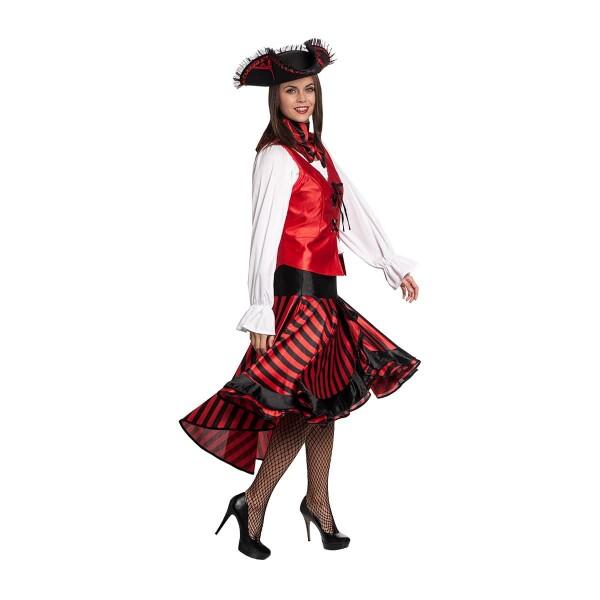 Piratin Damen rot 36-38