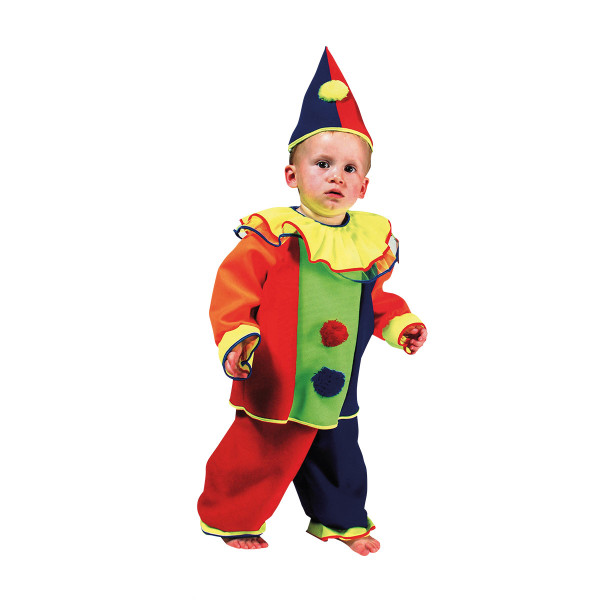 Clown Kinder bunt 98