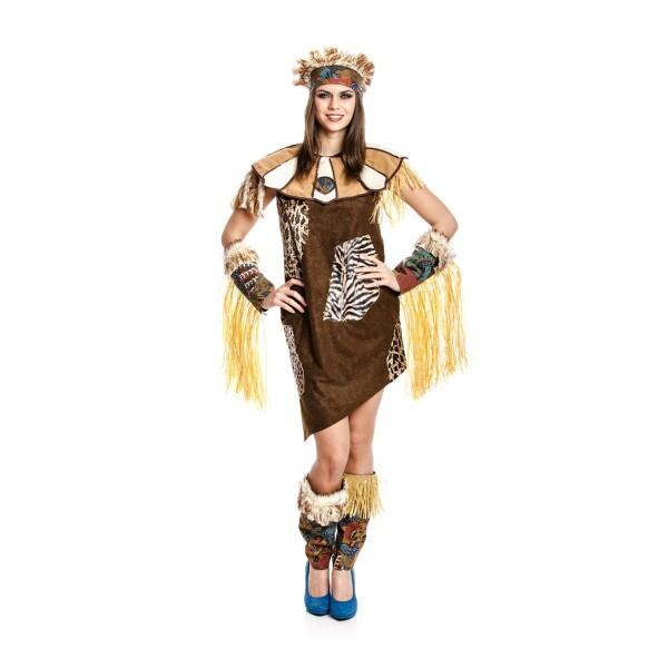 afrika kostüm damen