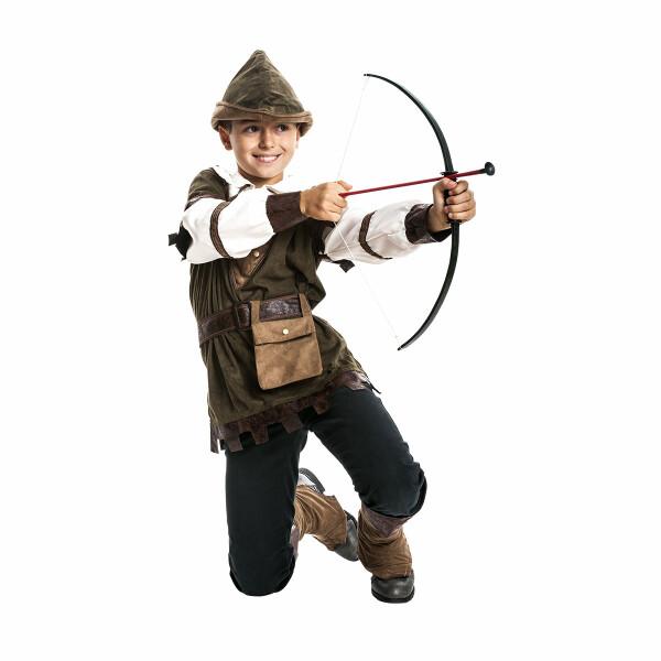 Robin Hood Jungen grün 164
