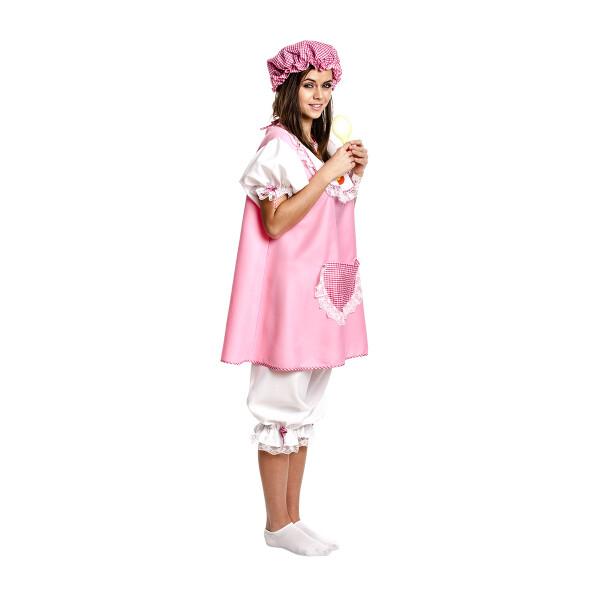 Baby Kostum Damen Rosa Komplett Mit Schlaf Haube Kostumplanet 32
