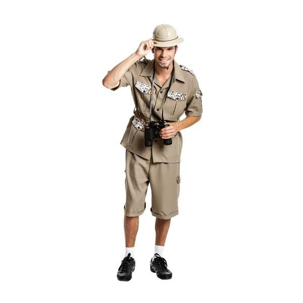 safari kostüm herren